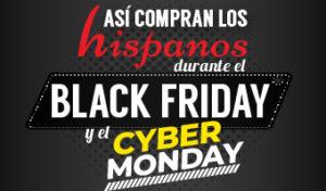 Así compran los hispanos durante el Black Friday y el Cyber Monday