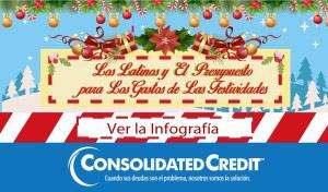 Infografía: Latinos y el Presupuesto para los Gastos para las Fiestas