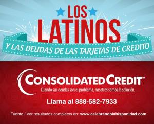 latinos y sus deudas