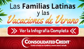 Infografía: Los Latinos y Las Vacaciones de Verano