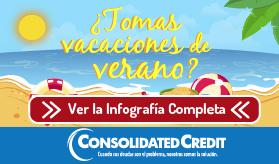 Como Pagan los Hispanos o Latinos las Vacaciones de Verano