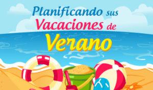 Planificando sus vacaciones de verano
