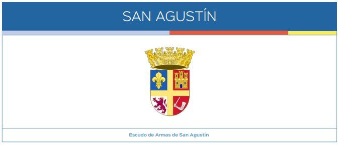 escudo de san agustin florida